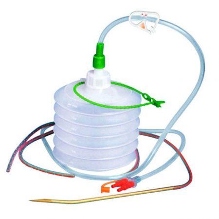 Système de drainage médical